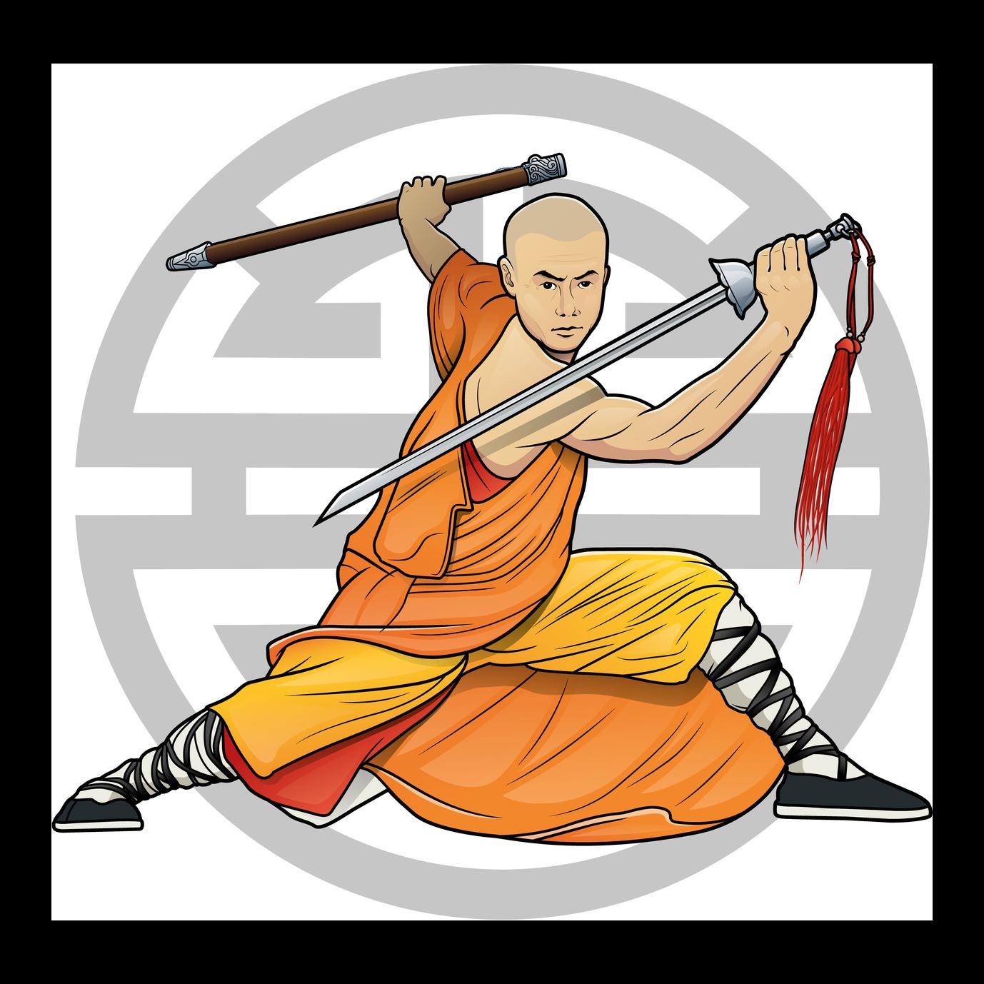 Techniki ręczne i z tradycyjną bronią Kung Fu/Wushu